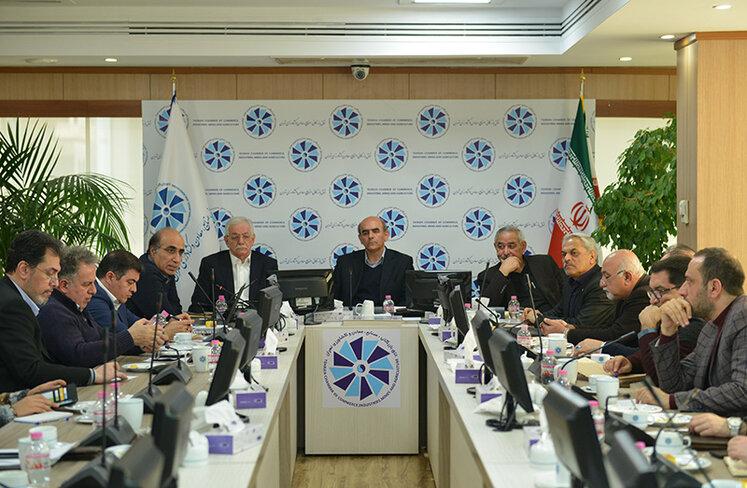 مهمترین مباحث حوزه نفت و پتروشیمی در کمیسیون انرژی اتاق تهران بررسی شد