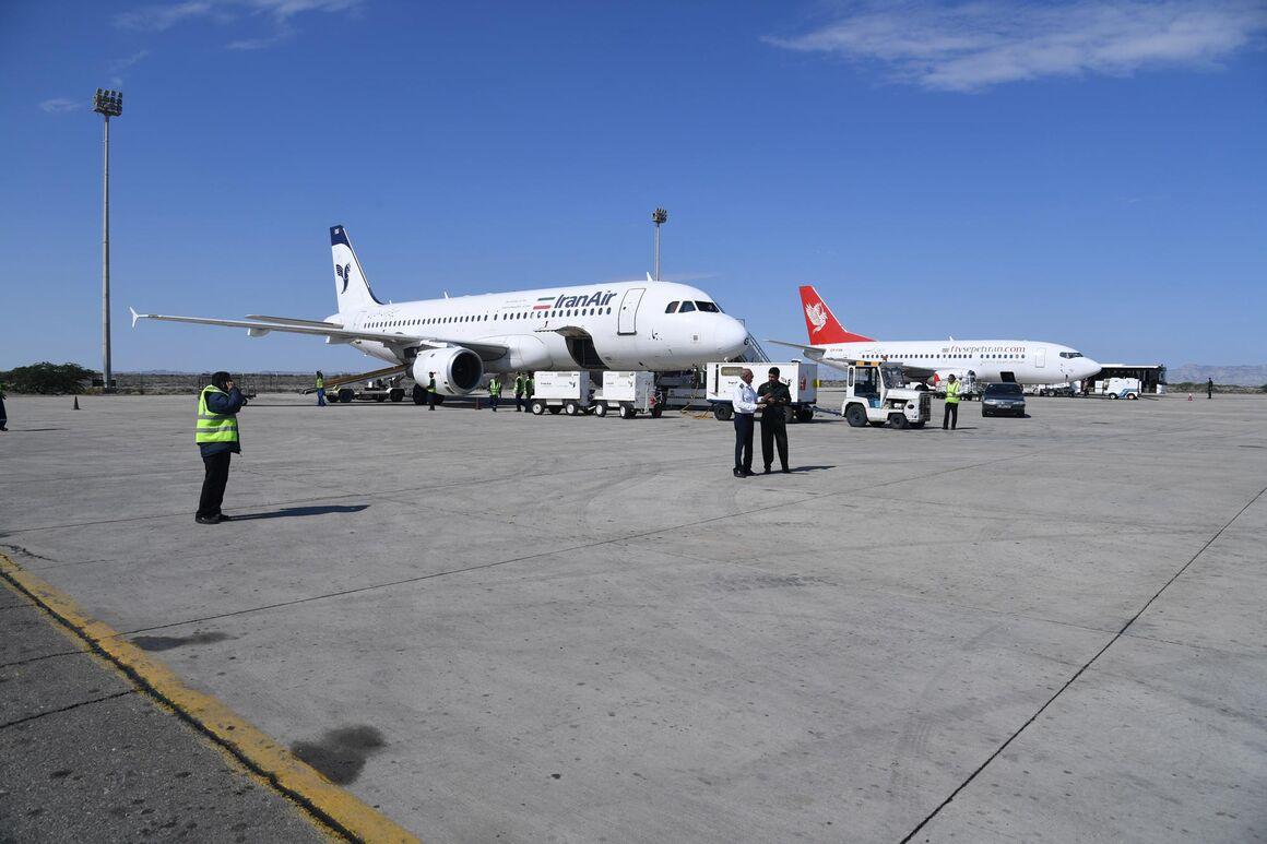 سوخترسانی به ۱۵۰۰ پرواز در مرکز سوختگیری منطقه گلستان