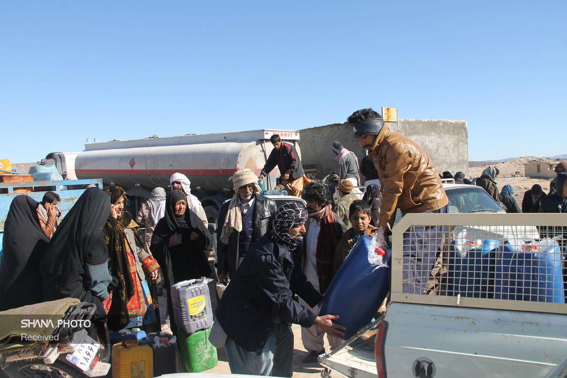 ارسال کمکهای زاگرس جنوبی به مناطق سیلزده هرمزگان