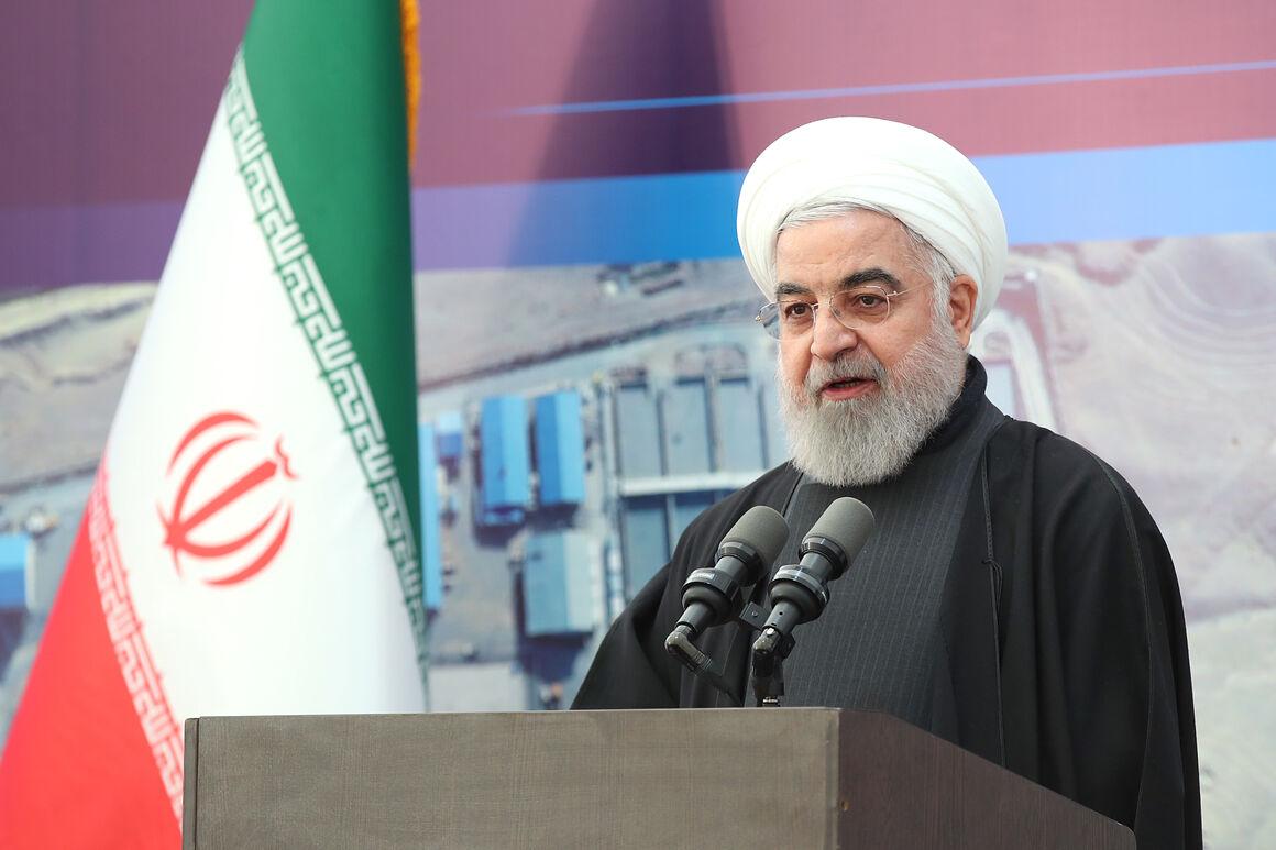 Iran Eyes 1bcm Gas Output: Rouhani