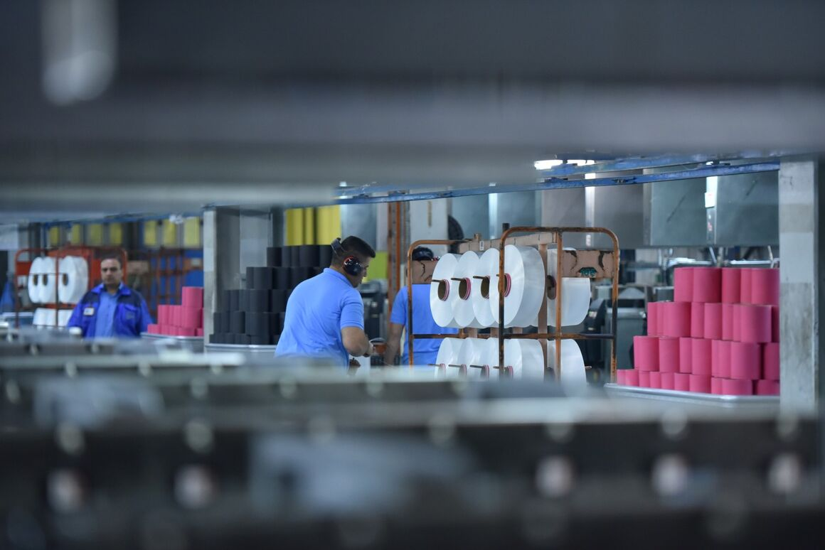 تولید پتروشیمی شهید تندگویان از مرز یک میلیون تن گذشت