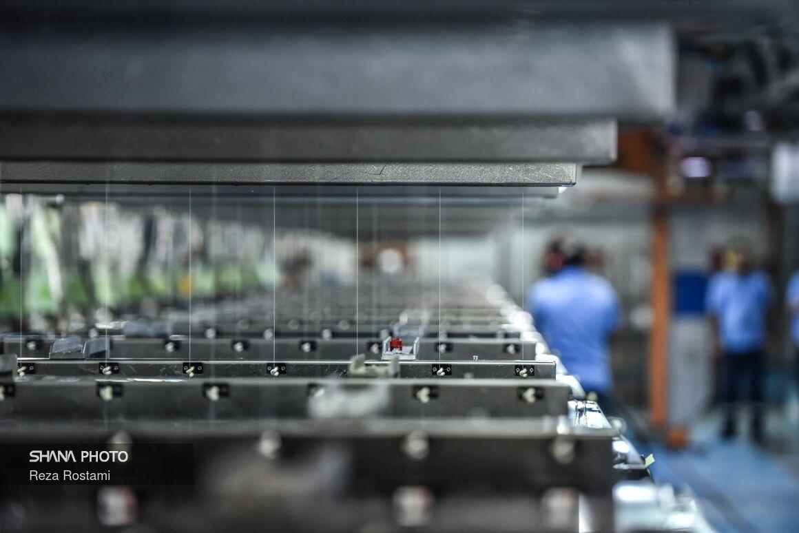 «کنترل تولید» پتروشیمی شهیدتندگویان، واحد برتر در سال ۹۹ شد