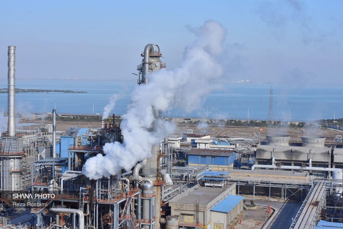 Shahid Tondgouyan Petchem Output exceeds 1 mt