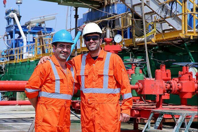 تداوم روند تولید و توسعه میدانهای مشترک نفت و گاز در سال ۹۸