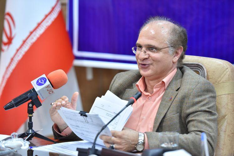 قاسم عرب یارمحمدی، مدیرعامل شرکت خطوط لوله و مخابرات نفت ایران