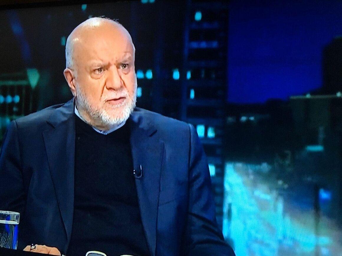 وزیر نفت در برنامه گفتوگوی ویژه خبری شبکه دوم سیما