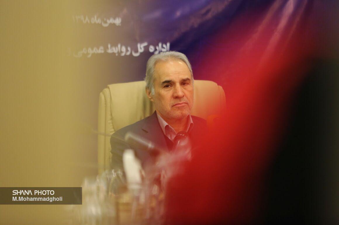 نشست خبری معاون برنامهریزی وزارت نفت