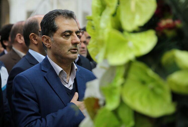 شجاع الدین بازرگانی،معاون حقوقی و مجلس وزارت نفت