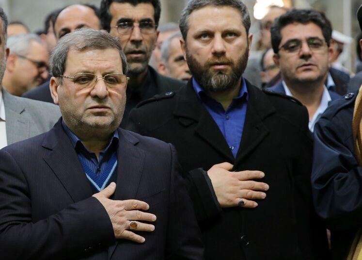 رضا خلیلی،معاون مدیر عامل شرکت ملی نفت ایران