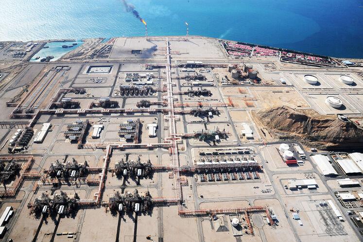 Pars II Refining Facilities, Assaluyeh