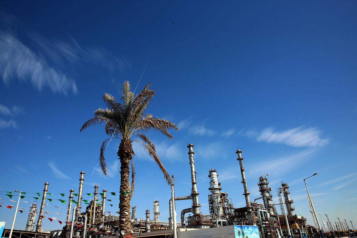 ستاره خلیجفارس، نماد خودباوری و توسعه صنعت پالایش است