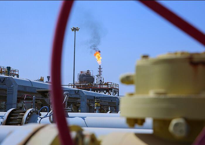 فاز نخست تأسیسات انتقال نفت میدانهای غرب کارون بهطور رسمی افتتاح شد