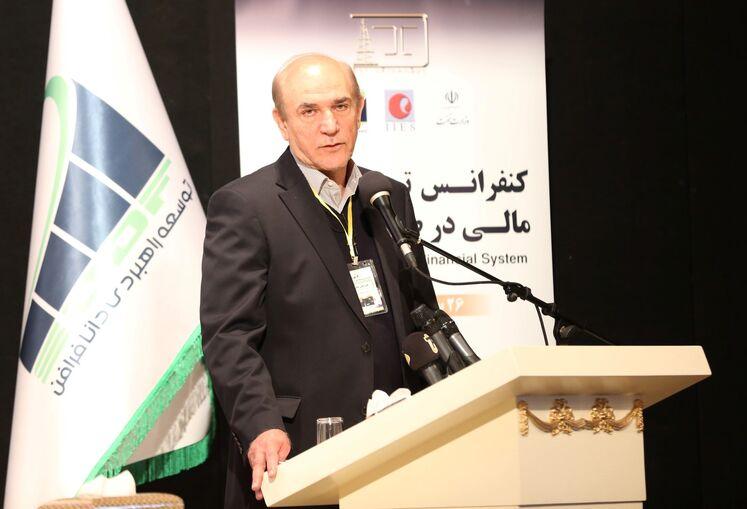 علی مبینی دهکردی، رئیس موسسه مطالعات بینالمللی انرژی