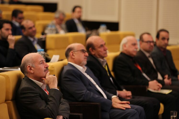 حسن منتظرتربتی، مدیر عامل شرکت ملی گاز ایران