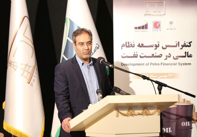 شاپور محمدی، رئیس سازمان بورس و اوراق بهادار ایران