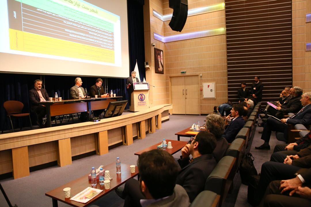سکوی ایران امیرکبیر به نگهداشت و روزآمدی نیاز دارد