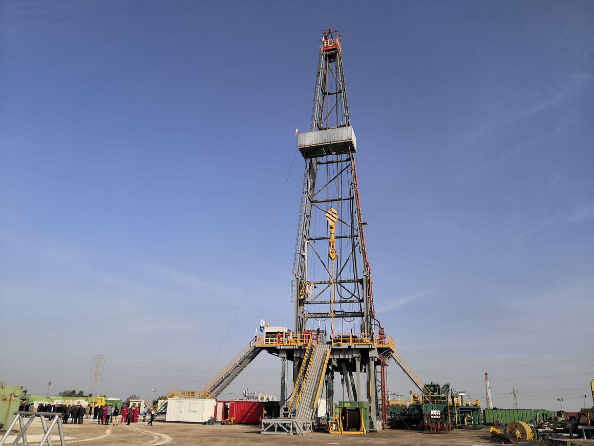 متراژ حفاری در اجرای ۲ پروژه به ۲۶ هزار و ۴۰۰ متر رسید
