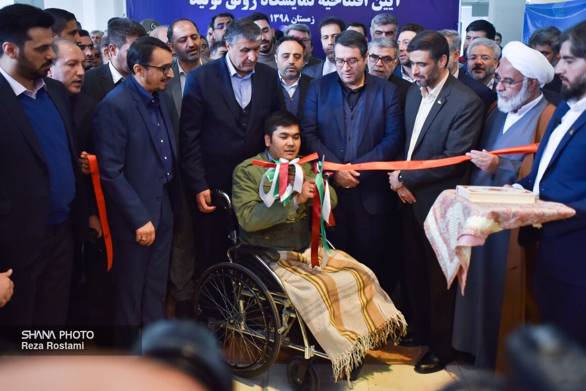 افتتاح نمایشگاه توانمندیهای فنی و مهندسی ایرانی با محوریت رونق تولید