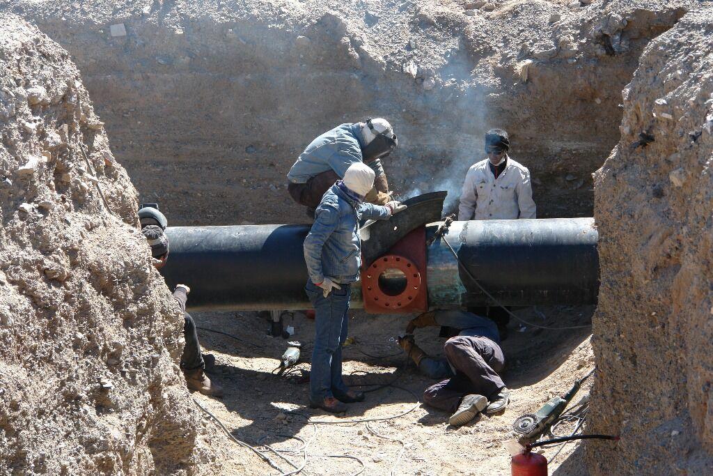 زمینه گازرسانی به ۱۵۰۰ مشترک خانگی و تجاری زاهدان فراهم شد
