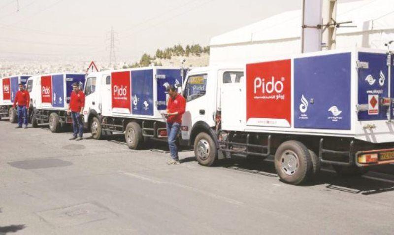 خودروهای سوخترسان سیار در مشهد راهاندازی میشود