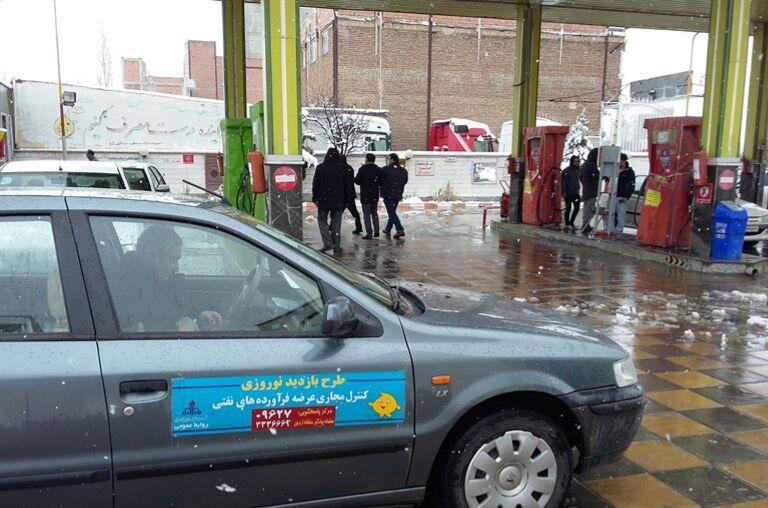 اجرای طرح نظارت بر توزیع سوخت در منطقه اردبیل