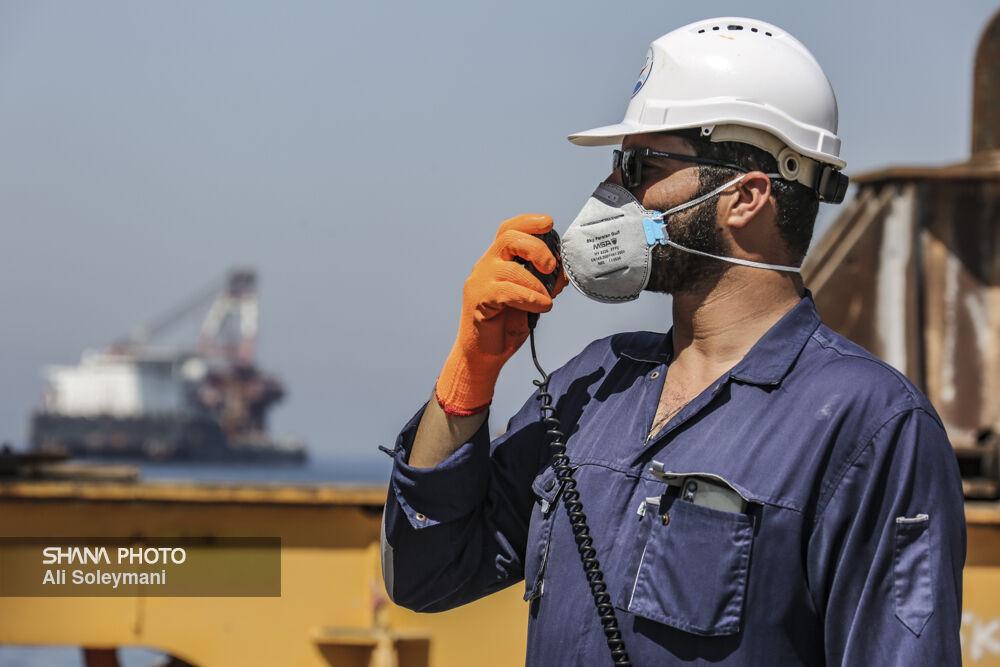 مروری بر اقدامهای نفت در مقابله با کرونا