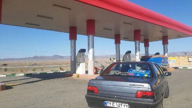 اجرای طرح نظارت بر توزیع سوخت در منطقه سبزوار