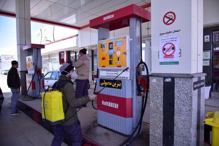 تولید، انتقال و توزیع سوخت در خط مقدم مبارزه با کرونا