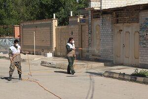 تداوم خدماتنفت برای مقابله با کرونا در خوزستان