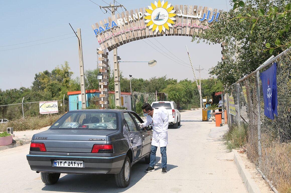 ٢٠ هزار قلم لوازم بهداشتی در مراکز درمانی بوشهر توزیع شد