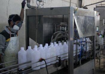 تداوم تولید آب ژاول پتروشیمی کارون در تعطیلات نوروزی