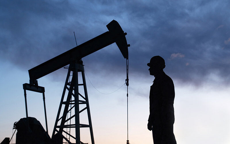 Oil Market Black Monday