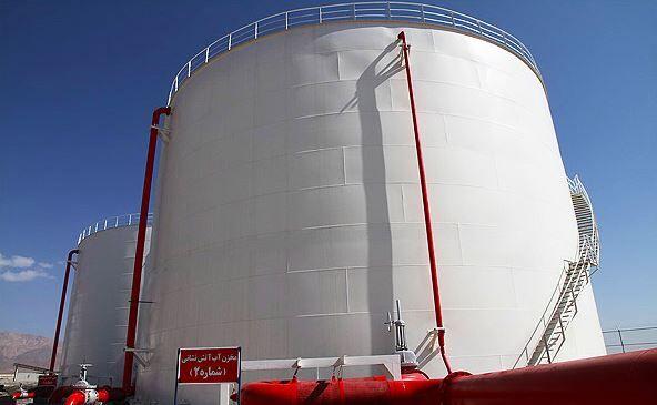 انبار نفت جدید ارومیه به بهره برداری رسید