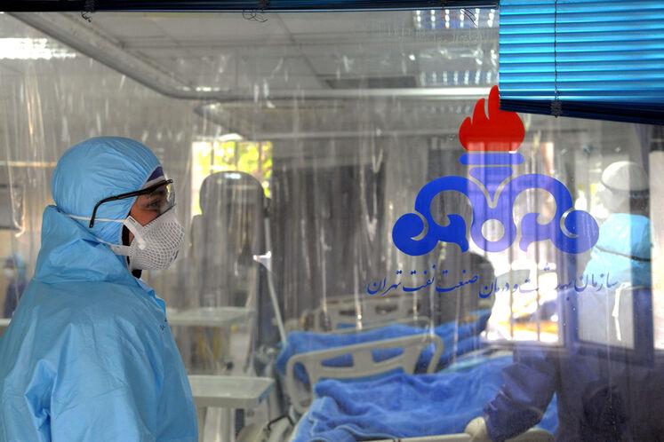 آمادهباش بهداشت و درمان نفت در تعطیلات نوروز