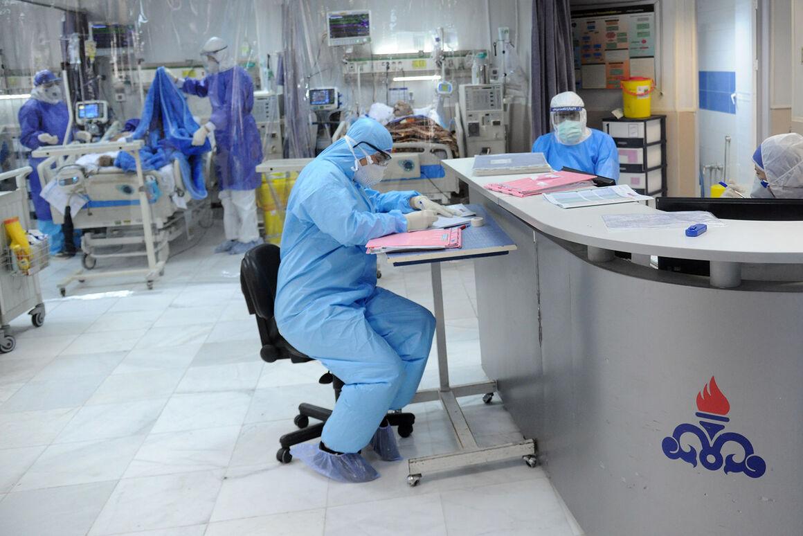 حذف نسخههای کاغذی در مراکز درمانی صنعت نفت تهران