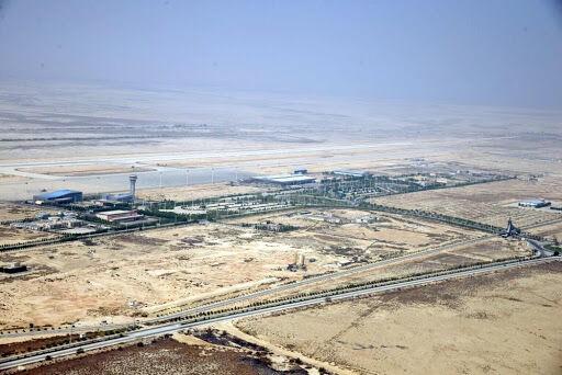 پروازهای ورودی به فرودگاه خلیج فارس ۷۵ درصد کاهش یافت
