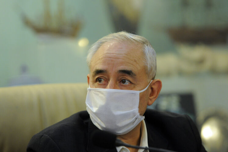 Amirhossein Zamaninia, deputy petroleum minister for international affairs and trading