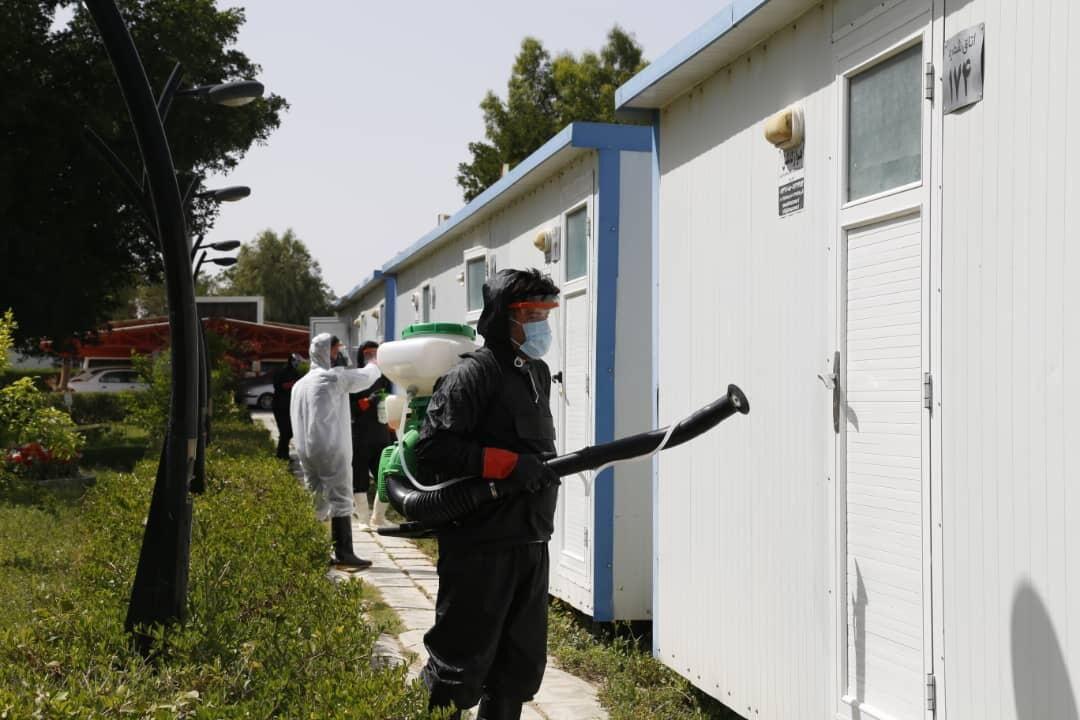 تشریح اقدامهای پیشگیرانه پالایشگاه بیدبلند خلیجفارس برای مقابله با کرونا