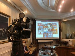13th OPEC+ Ministerial Meeting starts via Videoconference