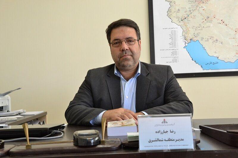 انتقال ایمن و پایدار ۴ فرآوره نفتی به ۵ استان شمالشرق