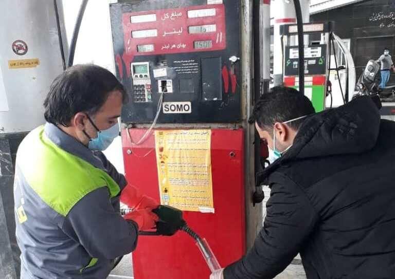 انجام بیش از ۵۰۰۰ بازدید میدانی از مجاری عرضه سوخت منطقه چالوس