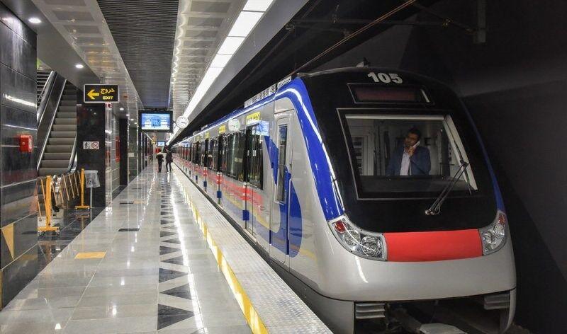 ۱۴۳ میلیارد تومان با حمایت وزارت نفت به مترو تهران پرداخت شد