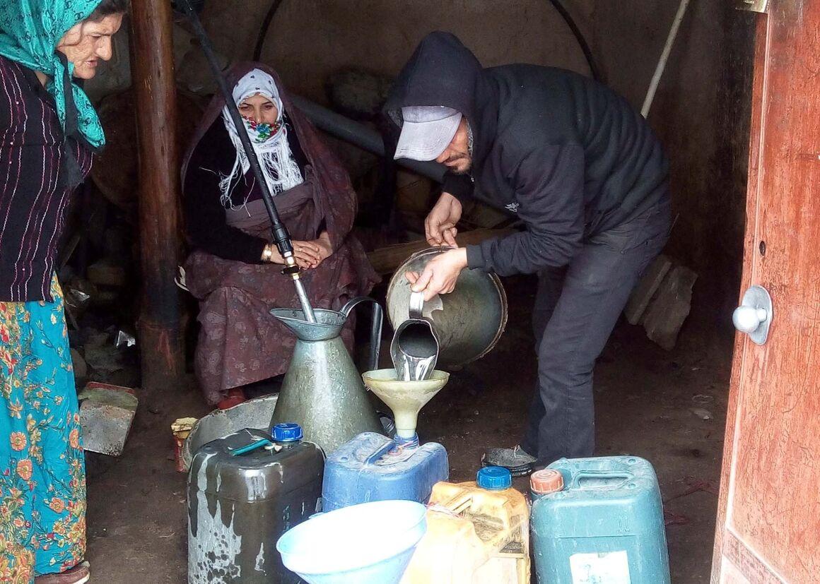کاهش ۵۵ درصدی مصرف نفت سفید با گازرسانی به روستاهای خراسان شمالی