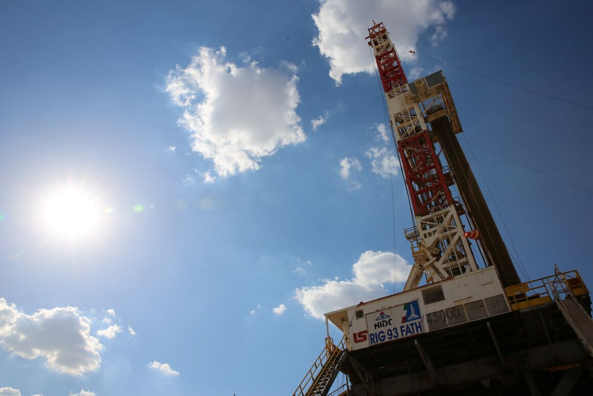 Drilling Industry Turns 41 in Iran