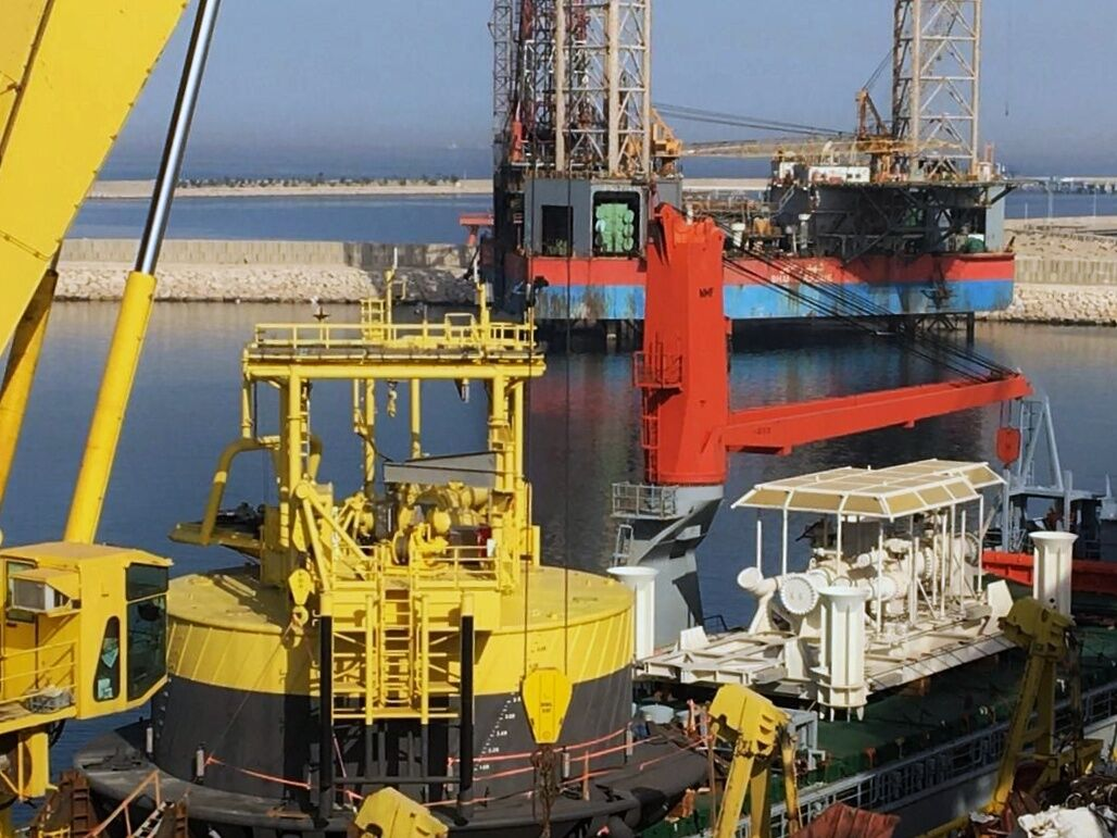 Gas Condensate Loading Capacity to Rise at South Pars