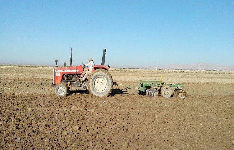توزیع بیش از ۴ میلیون لیتر گازوئیل در بخش کشاورزی دیواندره