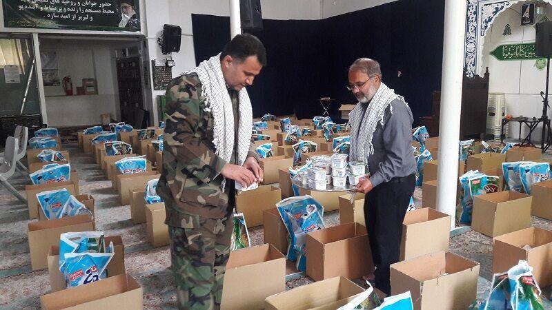 کمک نقدی خطوط لوله و مخابرات شمال شرق در شرایط کرونا
