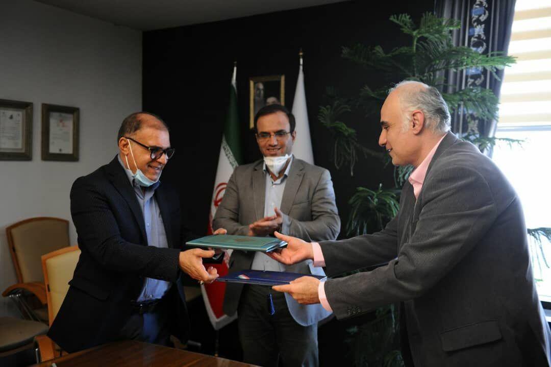 شرکتهای پتروپارس و ملی حفاری تفاهمنامه همکاری امضا کردند
