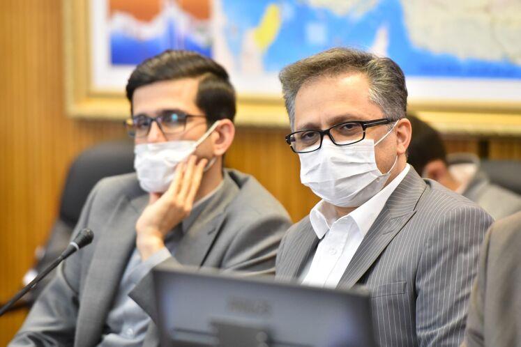 کسری نوری،مدیرکل روابط عمومی وزارت نفت
