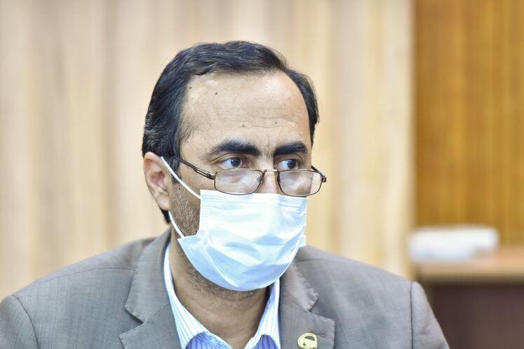 جعفر ربیعی، مدیرعامل شرکت صنایع پتروشیمی خلیجفارس